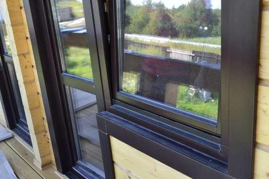 Окна ПВХ и дерево от производителя в Малоярославце Фото 6