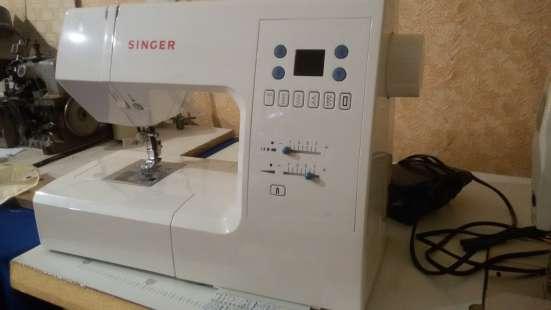 Продается бытовая швейная машина SINGER в Москве Фото 4