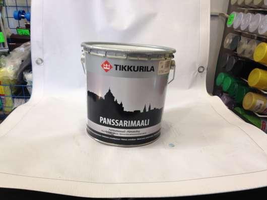 Краска TIKKYRILA КОЛЕРОВКА
