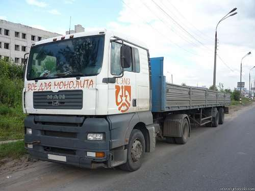 Грузоперевозки от 1 до 20 тонн по Нижнему Новгороду и России.