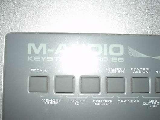 Клавиши M-AUDIO Keystation PRO 88 В прекрасном состоянии