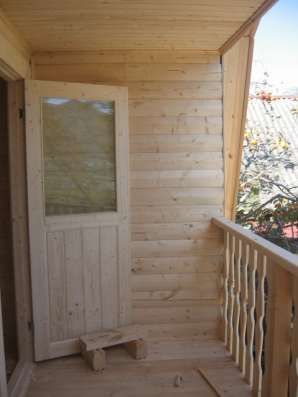 Двухэтажный деревянный дом в Туапсе Фото 3