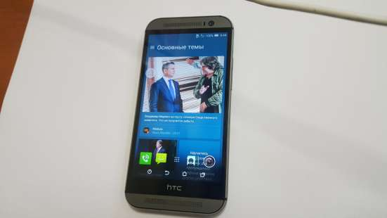 Смартфон HTC One M8 16G продам