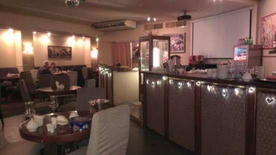 Уютное прибыльное кафе в центре Москвы!