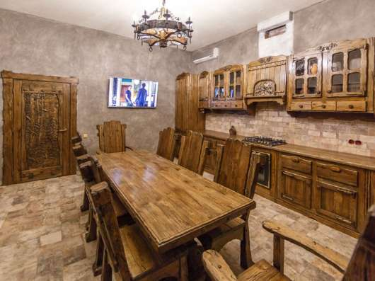 Мебель под заказ из массива дерева в Краснодаре Фото 5