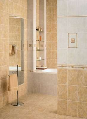 Укладка кафеля, мозайки. Ванная комната под ключ