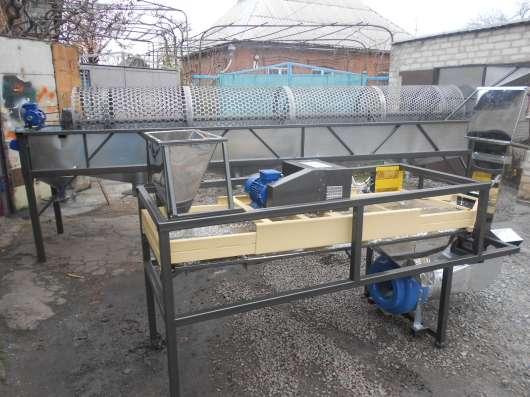 Производство оборудования по переработке грецких орехов
