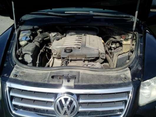 Продажа авто Volkswagen Touareg