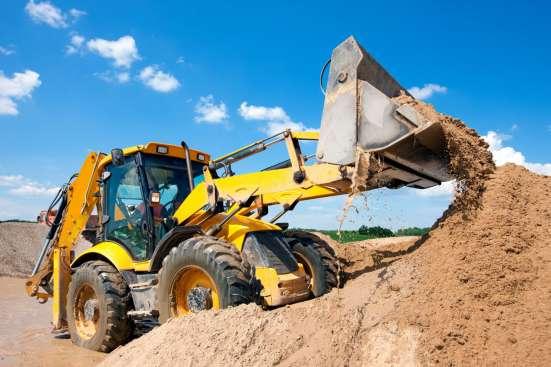 Песок на подсыпку с доставкой по Краснодару