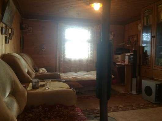 Продается земельный участок 12 с. с баней, в деревне Аникино, Можайский район, 86 км от МКАД по Минскому шоссе.