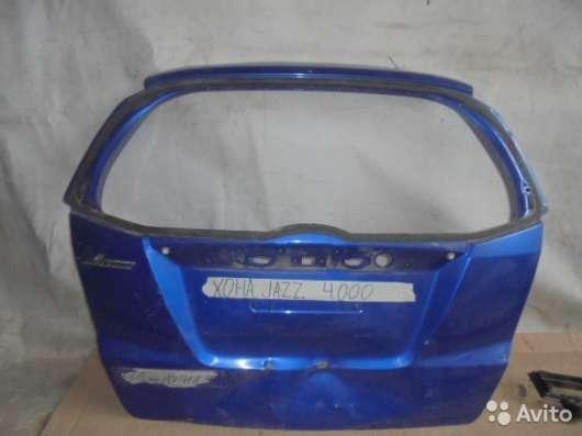 Крышка багажника, Xonda Jazz