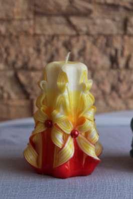 Свечи резные
