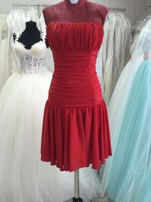 Платье вечерние, корсет, на выпускной