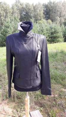 Куртка из оленей кожи США