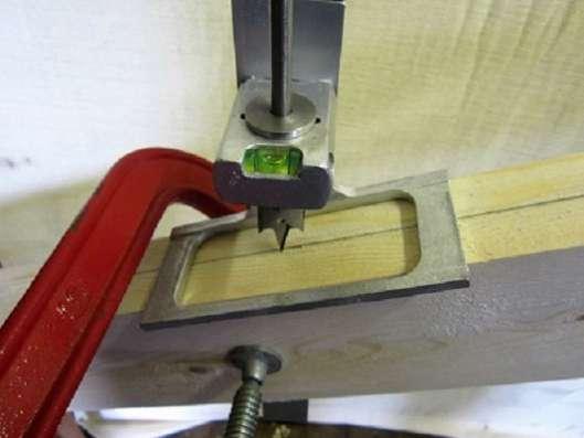 Кондуктор для сверления отверстий в тетиве, под установку ба в Ярославле Фото 3