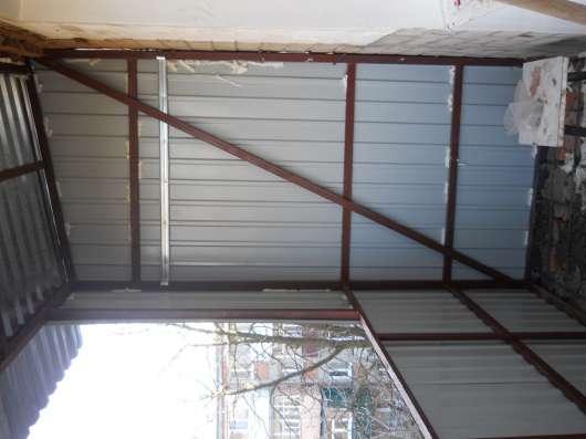 Ремонт балконов в харькове Фото 2