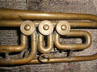 Труба духовая СССР 1983г