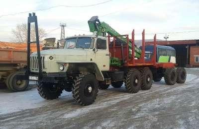 грузовой автомобиль УРАЛ лесовоз 43204 в г. Ухта Фото 3