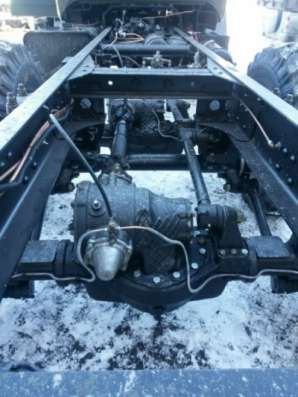 грузовой автомобиль УРАЛ 4320 в г. Воркута Фото 1