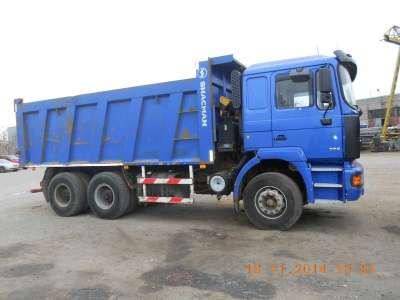 грузовой автомобиль Shacman SX3255 в Чебоксарах Фото 1