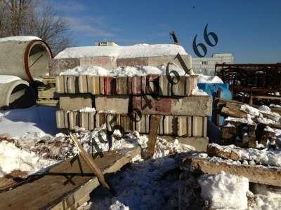 Блоки бетонные ФБС бу, блоки фбс новые с доставкой! в Москве Фото 2