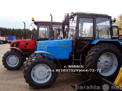 Трактор МТЗ 892.2 в Москве Фото 3