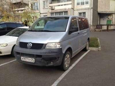 микроавтобус Volkswagen Caravelle