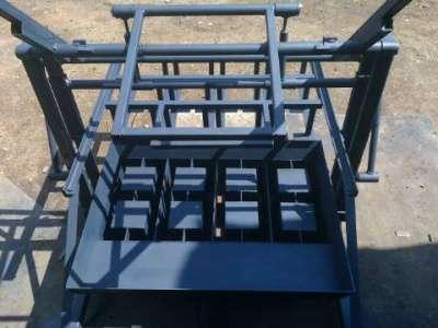 Станок для изготовления стеновых блоков  ВСШ