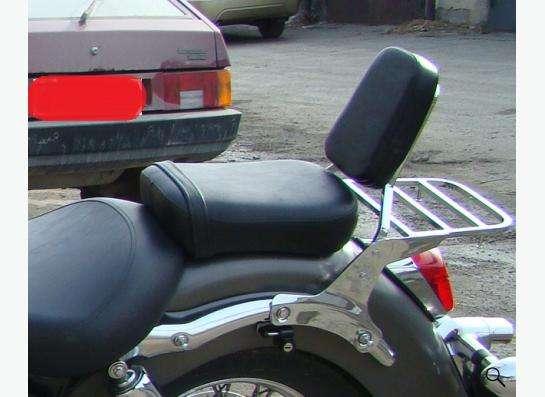 Спинка с багажником для Shadow400/750