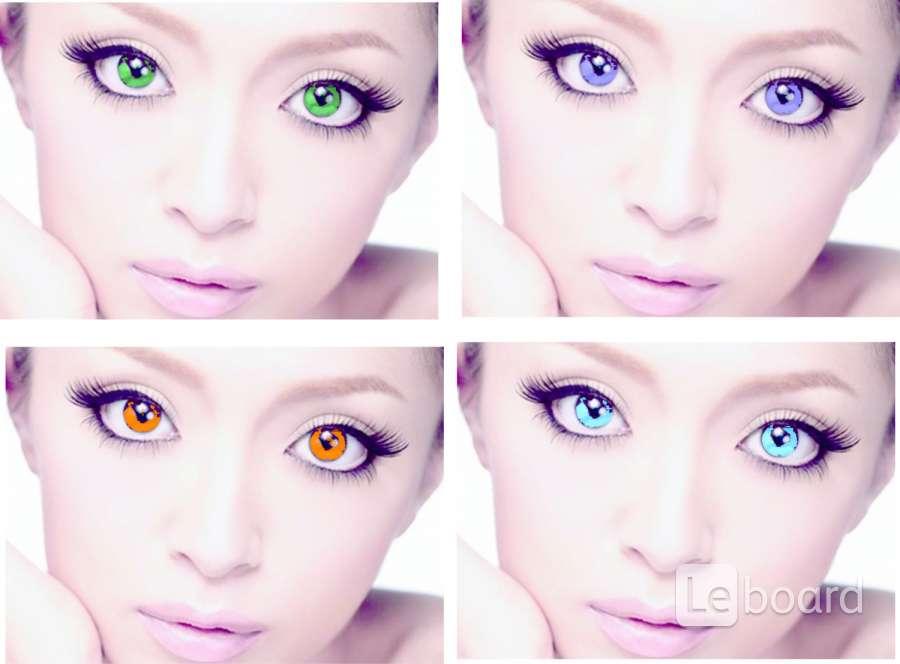 Как в домашних условиях можно поменять цвет глаз 27